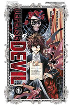 DEFENSE DEVIL da 1 a 10 [di 10] ed. j-pop manga