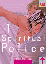 SPIRITUAL POLICE volume 1 ed. Magic Press 801