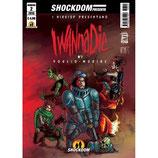 I WANNA DIE - VOGLIO MORIRE volume 1 ed. Shockdom