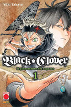 BLACK CLOVER da 1 a 7 ed. planet manga