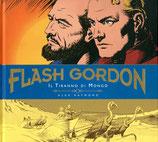 FLASH GORDON L'EDIZIONE DEFINITIVA 2 RISTAMPA - IL TIRANNO DI MONGO ed. cosmo