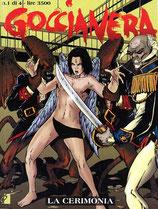 GOCCIANERA volumi da 1 a 4 + 0 ed. star comics