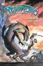 IL TERRITORIO volume unico ed. Magic Press