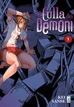 LA CULLA DEI DEMONI da 1 a 2 ed. Star Comics