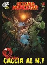 WINTER volume 6 [di 6] edizioni UFO un fumetto originale di Luca Tiraboschi