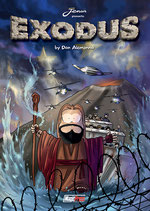 JENUS presenta: EXODUS volume unico ed. magic press Don Alemanno