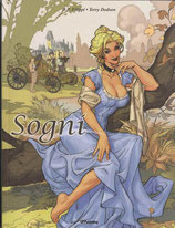 SONGES - SOGNI volume unico ed. GP comics