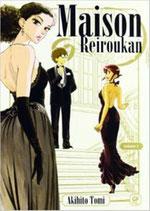 MAISON REIROUKAN da 1 a 2 [di 2] ed. GP manga