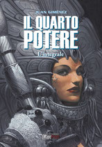 IL QUARTO POTERE: L'INTEGRALE volume unico ed. Magic Press