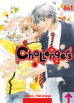 CHALLENGERS da 1 a 4 [di 4] ed. Magic Press 801