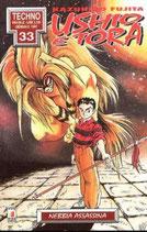 USHIO E TORA da 1 a 33 + speciale + le origini 7 volumi completa ed. star comics manga