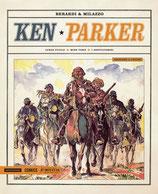 KEN PARKER a colori da 1 a 3 cartonato ed. Mondadori Comics