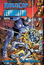 ROBOCOP versus TERMINATOR volume unico ed. Magic Press