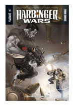 HARBINGER WARS volume unico ed. star comics