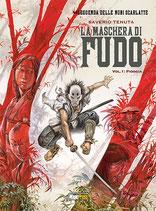 LA LEGGENDA DELLE NUBI SCARLATTE: LA MASCHERA DI FUDO volume 1 ed. magic press