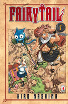 FAIRY TAIL da 1 a 53 ed. star comics