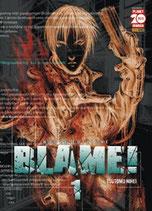 BLAME - NUOVA EDIZIONE da 1 a 9 [di 10] ed. planet manga