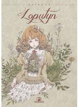 Artbook - Loputyn ed. Shockdom