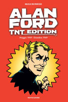ALAN FORD TNT EDITION da 1 a 10 ed. Mondadori Comics