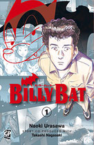 BILLY BAT da 1 a 17 ed. gp manga + goen