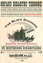 The Black Diamond - Agenzia Investigativa volume unico ed. Magic Press