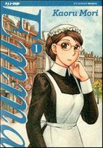 EMMA da 1 a 10 [di 10] ed. j-pop manga