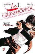 GRASSHOPPER da 1 a 3 [di 3] ed. GP manga
