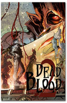 DEAD BLOOD volume 2 ed. Noise Press