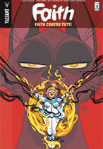 FAITH volume 4 ed. star comics