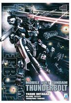 GUNDAM THUNDERBOLT da 1 a 9 ed. star comics
