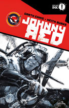 JOHNNY RED volume unico ed. Mondadori Oscar Ink