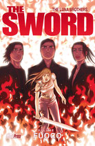 THE SWORD volume 1 [di 4] ed. Magic Press