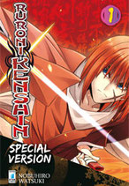 KENSHIN RURONI special version volumi 1 e 2 [di 2] ed. star comics