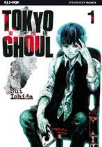 TOKYO GHOUL da 1 a 14 [di 14] ed. j-pop