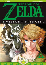 THE LEGEND OF ZELDA - TWILIGHT PRINCESS volume 1 ed. j-pop