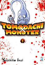 TOMODACHI X MONSTER da 1 a 3 [di 3] ed. star comics