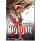HIGHGATE volume unico ed. Shockdom