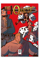 THE QUEST volume 1 ed. Noise Press