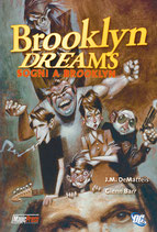 BROOKLYN DREAMS - Sogni a Brooklyn (nuova edizione) volume unico ed. Magic Press