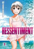 RESSENTIMENT da 1 a 4 [di 4] ed. GP manga