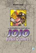 JOJO Le Bizzarre Avventure - STARDUST CRUSADERS da 1 a 10 [di 10] ed. star comics 3° serie