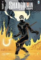 SHADOWMAN volume  5 ed. star comics