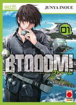 BTOOOM da 1 a 21 completa ed. planet manga