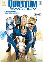 QUANTUM & WOODY volume 1 ed. Star Comics