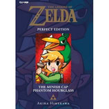 THE LEGEND OF ZELDA PERFECT EDITION 4 - THE MINISH CAP/ PHANTOM HOURGLASS volume unico ed. j-pop