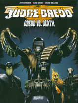 JUDGE DREDD: DREDD vs DEATH volume unico ed. Magic Press