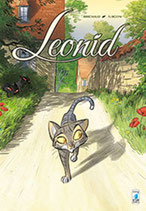 LEONID volume unico ed. star comics