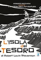 ROBERTO RECCHIONI PRESENTA: L'ISOLA DEL TESORO volume unico ed. Star Comics