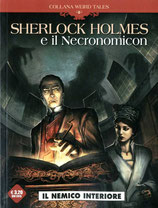 WEIRD TALES 6 - SHERLOCK HOLMES E IL NECRONOMICON volume unico ed. cosmo