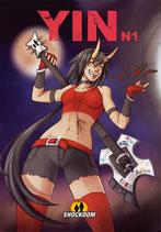 YIN volume 1 ed. Shockdom